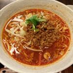 Shoushinshin - マーラー麺。見た目ほど辛くないです。