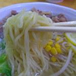 """27336924 - ラーメン""""麺""""リフト〜b( ̄∇ ̄o)"""