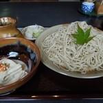 そば処 遊蕎 - ゆばとろ蕎麦 H25.9