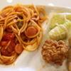 ダイワロイネットホテル横浜公園 - 料理写真:朝食バイキング、ナポリタン、ロールキャベツ、から揚げ