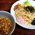 づけ麺 秀 - づけ麺大盛り¥750