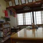 桂食堂 - 小上がり&テーブル席