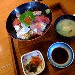 はまさき村 - ミニ海鮮丼1
