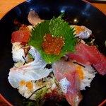 はまさき村 - ミニ海鮮丼2