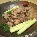 竹茂 - さつま地鶏の塩焼き