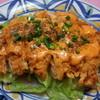 開 - 料理写真:揚げ鶏のマヨネーズソース