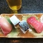 満海寿司 - バルきたー