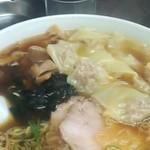 27340918 - ワンタン麺