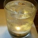 京・おばんざい 素 - 晩酌セット1350円の一品 富乃宝山