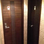 老麻火鍋房 - お手洗いは男女で別々です