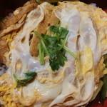 玉寿々 - 衣笠丼
