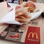 マクドナルド - 料理写真:ポテト