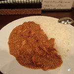 SORA - 辛口チキンカレー780円(税込)