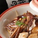 なな郎 - 鯛のあら炊き