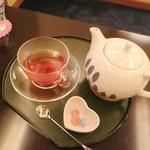 冨月 - アールグレィ☆小川珈琲のもので香り高く美味しかったです。