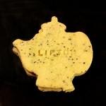 サー・トーマス・リプトン - ティーポットクッキー(ミルクティ)