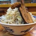 拝島ラーメン 心麺 - 料理写真:角ふじ