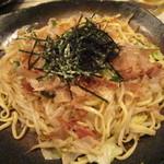ダイニングキッチン Tommy - 沖縄そば@715円