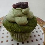 eden - 抹茶のカップケーキ