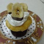 eden - バナナのカップケーキ