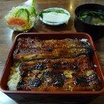 うなぎ村山 - 料理写真:うな重