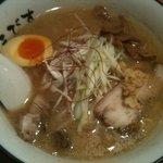麺屋えびす - '09・11・19 みそラーメン700円