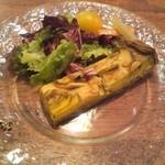 27350555 - 三浦野菜のキッシュ(^.^)