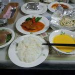 青い風ユースホステル - 料理写真:夕食~まるでフランス料理屋さん