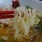 英 - 麺リフト