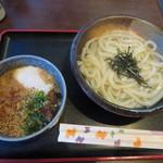 27354398 - すじネギつけ麺 900円
