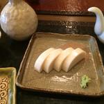 重吉 - 板わさ(430円)