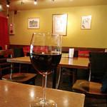 バロッコ - ザブシラー2012赤 グラス500円