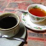 昭和の茶処 葦笛洞 - コーヒー、紅茶
