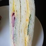 ベルテコ - サンドイッチ