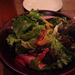 ターブル ド ペール - グリーンサラダ