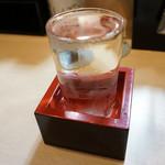 廻転寿司 海鮮 - お酒