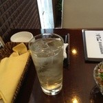 韓国野菜料理 JUN - トウモロコシ茶