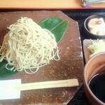 百花 - 料理写真:もりそば ¥850