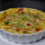 CABIN - ポテトと彩り野菜のミートオムレツ