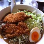 麺麺 - 鶏のカツカレーらーめん