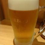 27365024 - ヱビス生ビール:650円