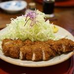 とんかつ桂 - 料理写真:上ロース