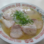 福龍軒 - ラーメン560円