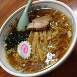 宝家 - ラーメン・中華丼セット(890円・消費税別途)2014年5月