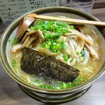NAGAZUYA - 野菜ラーメン!(2014,05/16)