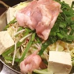 信天翁 - 最後はやはりコレ♫食べすぎて〆の麺オーダー出来ず…無念