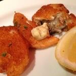 ロティスリー・アルティザン - 海老と牡蠣のベニエ140517