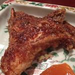 銀座 日本料理 朱雀 - 鯛かま