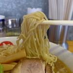 中華そば まるき - ご存知!草村麺。