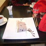 カフェ コムサ - シフォン